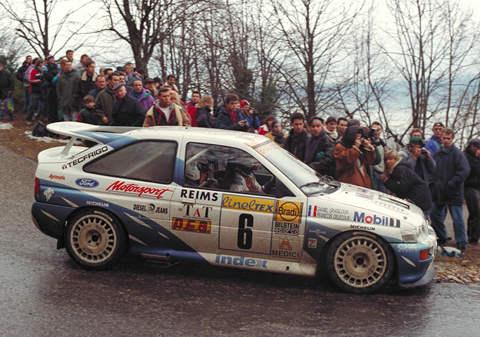 juwra.com | Rallies - Rallye Monte Carlo 1994