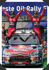 2008 FIA champions
