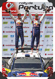 Ogier's 1st win